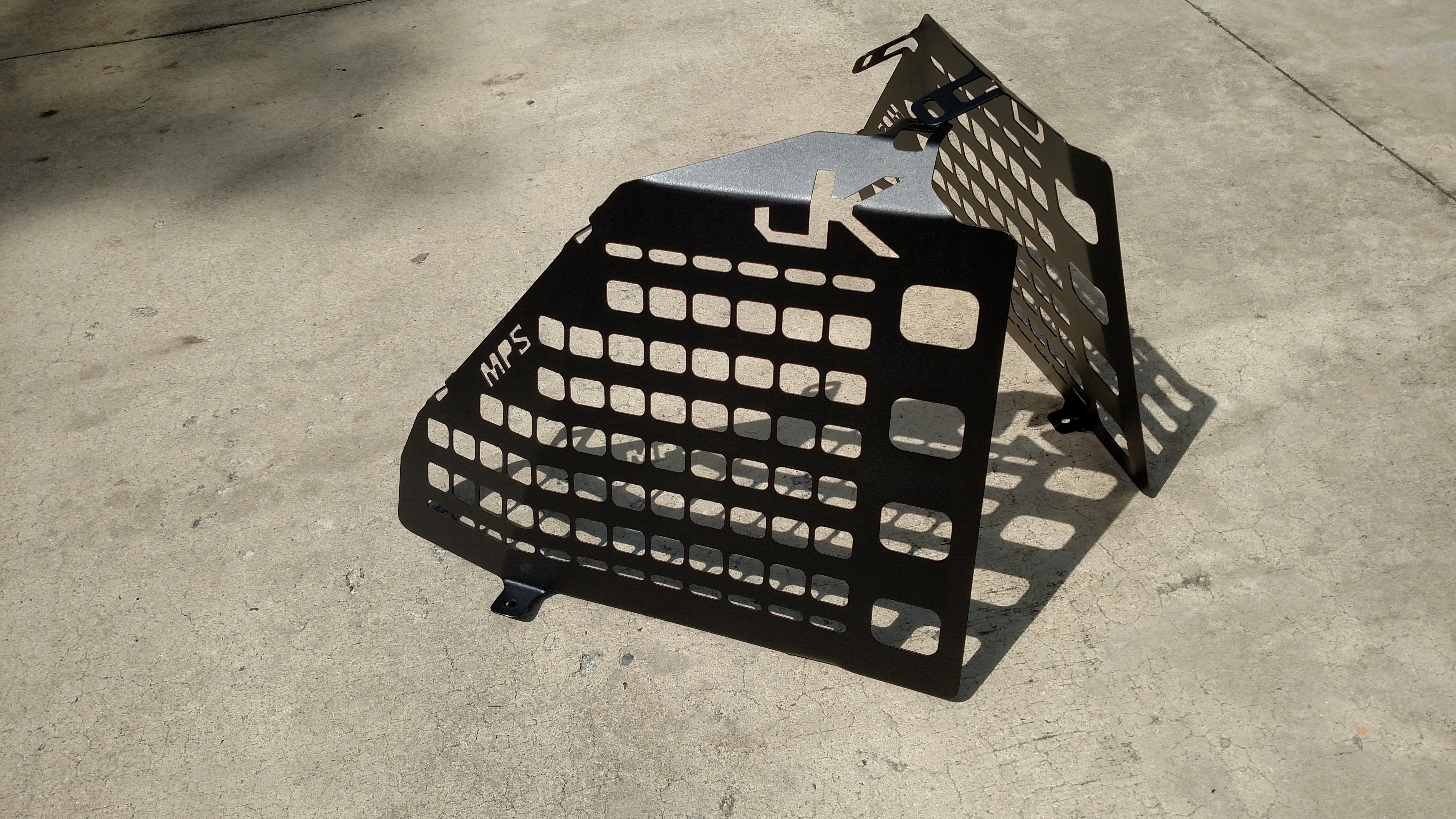 2007-18 REAR CAGE SIDES