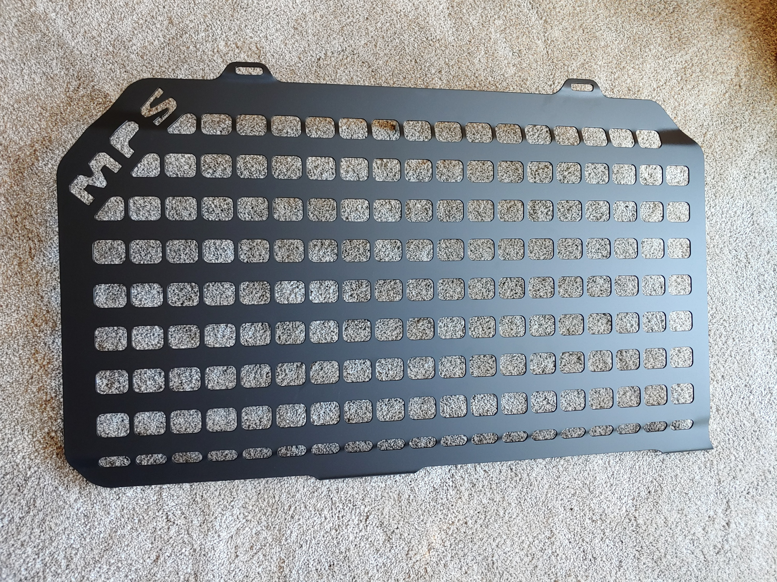 JK JEEP 2 dr. REAR CAGE MOLLE PANELS