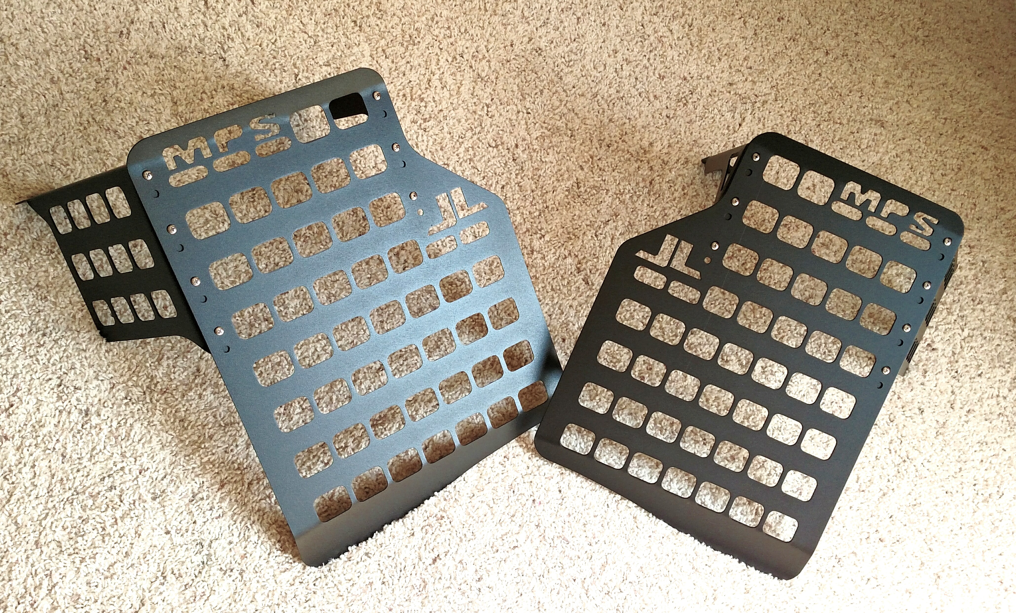 "JLU MOLLE BASKET PANELS ""pair"""