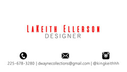 The Dwayne Collection-Biz Cards