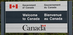 Welcome to Canada sign.png