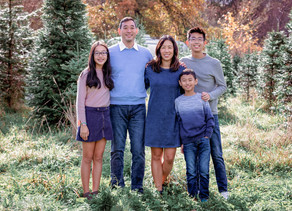What to Wear to a Family Photo Session