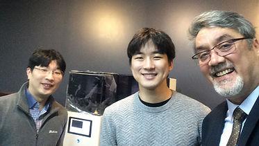 BIO3D Mühendisleri ile toplantı