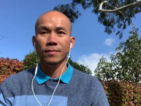 Vodcast #004 – Vulnerability is Strength by Tan Nguyen