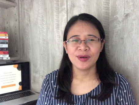 Vodcast #017 - 3Cs Working in a New Culture by Shiela Cancino