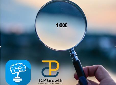 TCP Growth & Brainsfeed Announce their First Market Entry 10x EBook Series