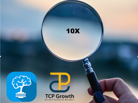TCP Growth & Brainsfeed Announce their First Market Entry 10x EBook Series