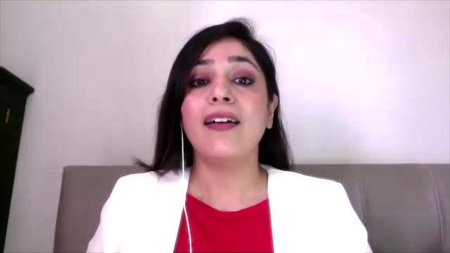 Vodcast #018 - Adaptability by Sunaina Vij
