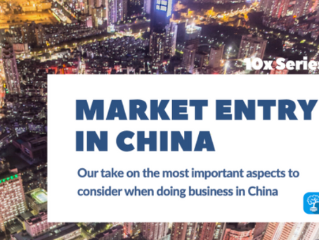 Doing business in China? 7 things to consider first