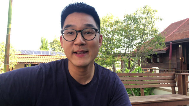 Vodcast # 24 - A Cross-Cultural Lodging Experience by John Ho