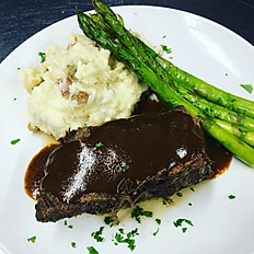 Cabernet Braised Short Rib