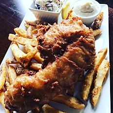 Wachusett Ale Fish & Chips