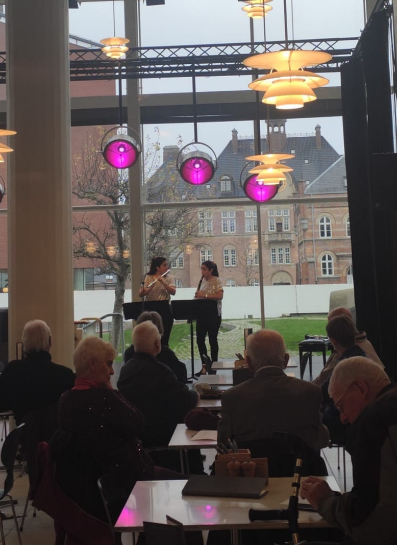 Caféscenen, 24th November 2019
