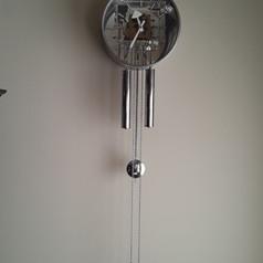 Howard Miller by George Nelson metal wall clock