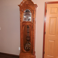 Howard Miller 79th Edition Anniversary grandfather clock