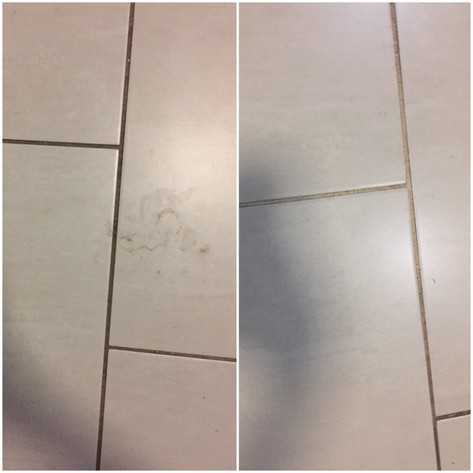 Tiles w/ Tile & Grout System