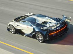 2016 Bugatti Vision Gran Turismo