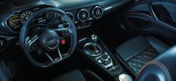2017 Audi TT RS Roadster Interior