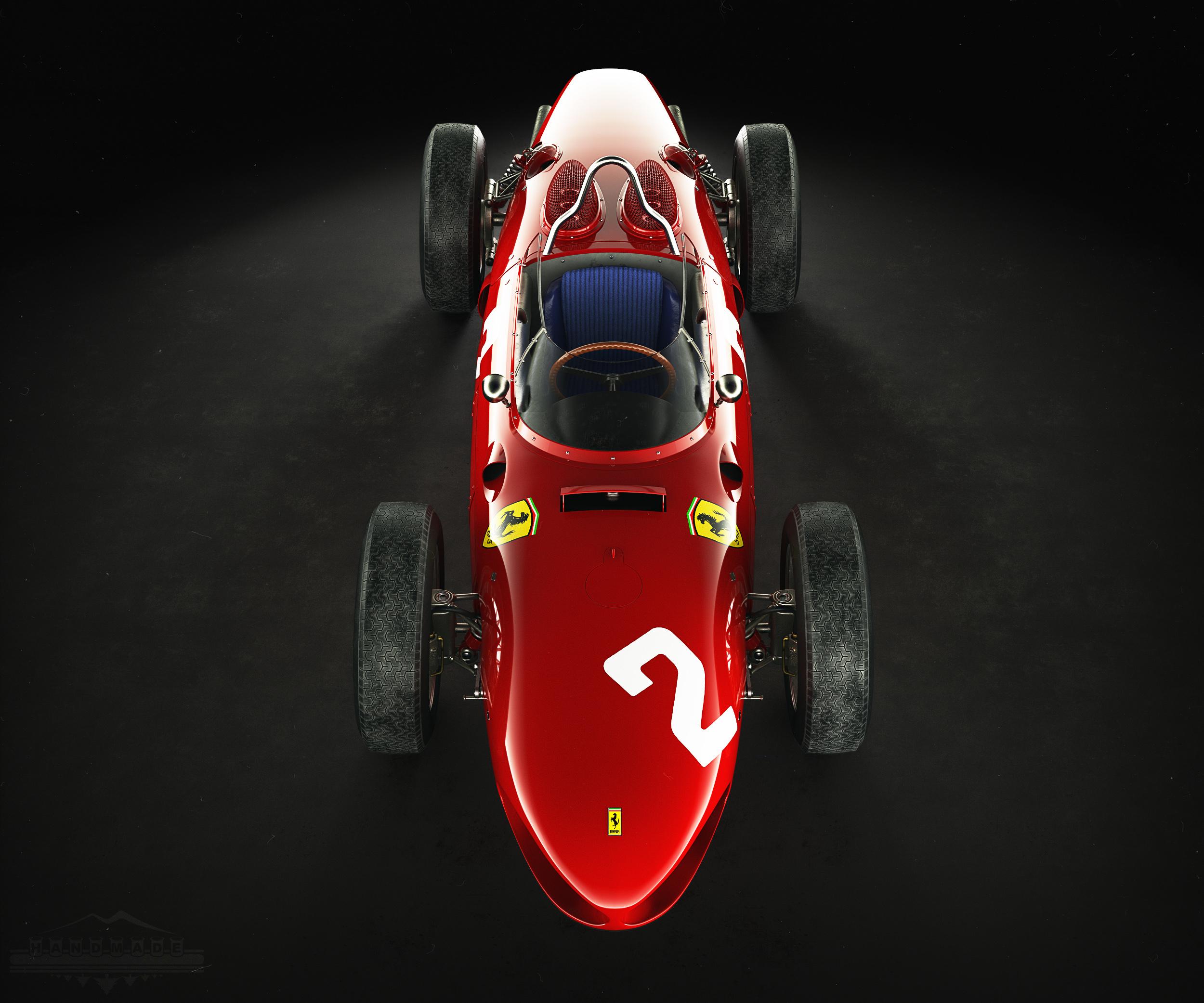 Ferrari 156 F1 Sharknose 1