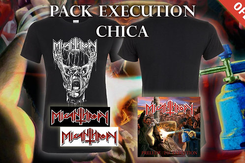 PACK EXECUTION WOMAN