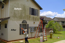 Vinyl Siding Army Corps Building
