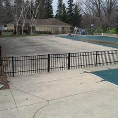 Pool & Community Areas