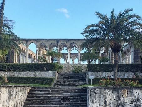 The Cloister and Versailles Garden
