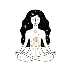 Celestial Woman Collection Gold_Pixejoo_