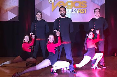 Salsa Team Moderno Dance Center