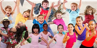 Kids Classes Moderno Dance Center