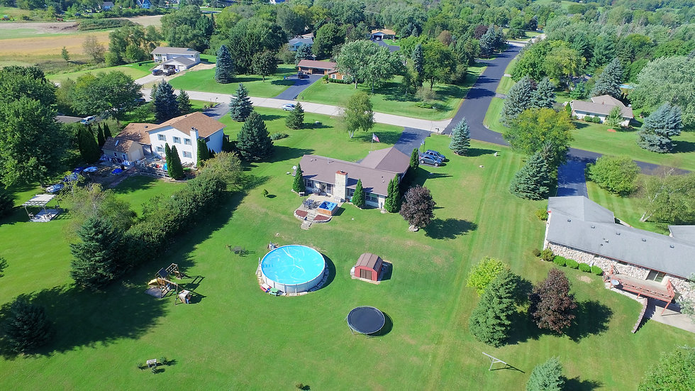 July 21 Aerial Residential Property Photography sale