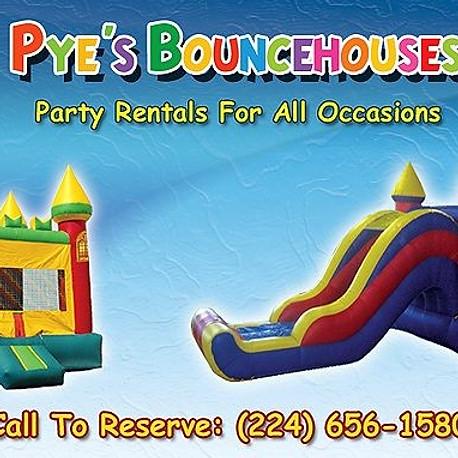 Pye's Bounce House