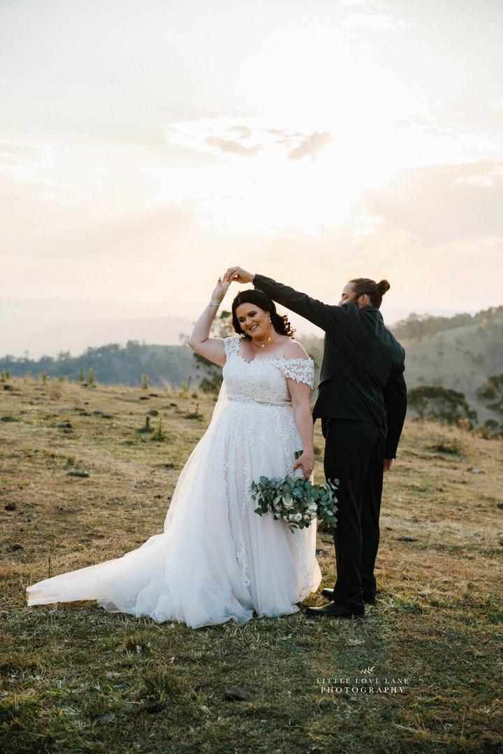 scenic rim bride