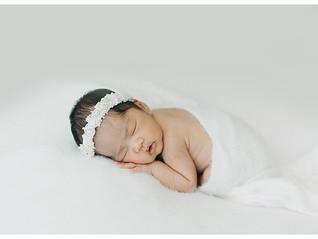 Serena - Studio Newborn Session | Brisbane Newborn Photographer