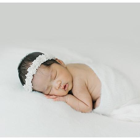 Serena - Studio Newborn Session   Brisbane Newborn Photographer