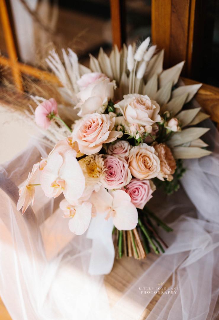 best bridal bouquet brisbane