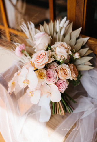 best bridal bouquet brisbane