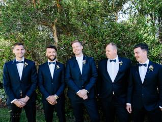 Chris & Hayley - Kuitpo Forest Wedding (Adelaide Wedding Photography)