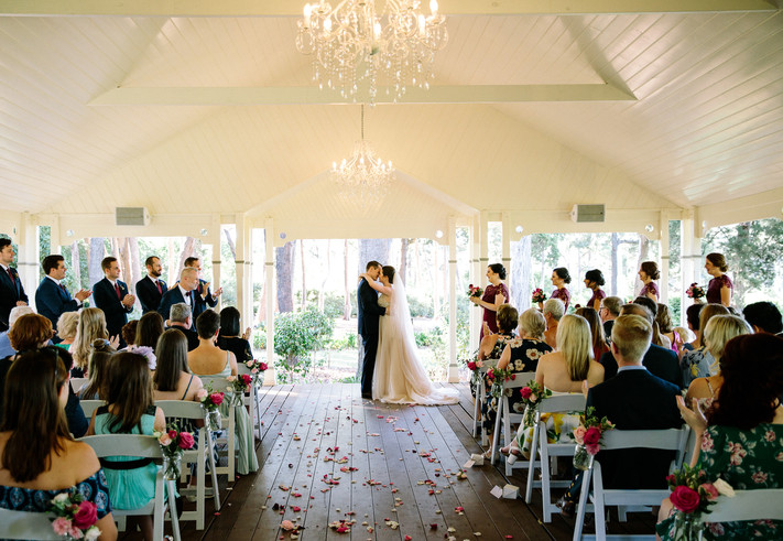chapel wedding brisbane