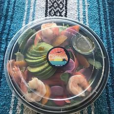 Shrimp Avocado & Salad