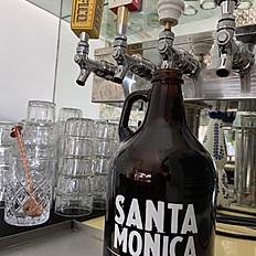 64 Ounce Draft Beer Growler