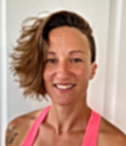 Candidate NINJA WARRIOR 3 Fanny verdan Roulet coach sportif personnel Paris