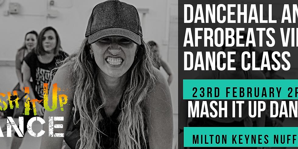 MIU Dancehall / Afrobeats Vibes Dance Class