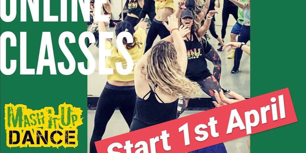 MIU DANCE Global Online Classes FB Group April