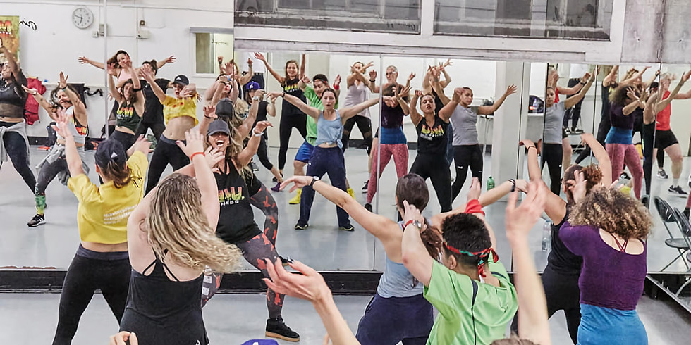 MIU DANCE Xmas Event at Pineapple London