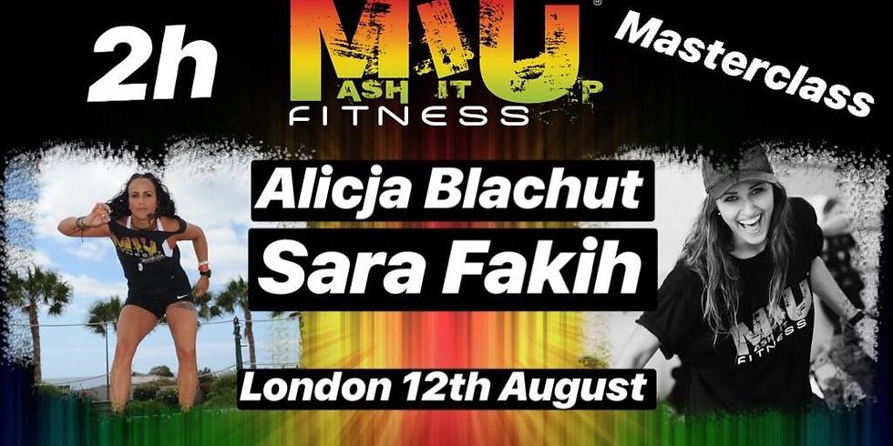 2h MIU Masterclass with Alicja Blachut and Sara Fakih!