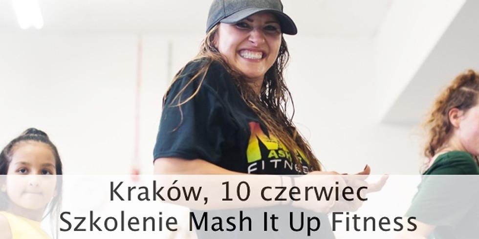 Kraków, Szkolenie Mash It Up Dancehall
