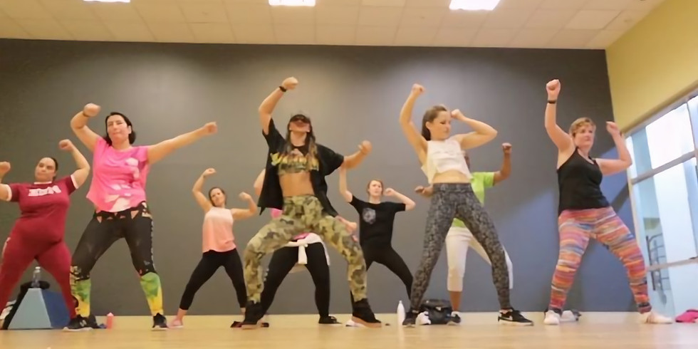 Oxford, Mash It Up Fitness Dancehall Instructor Training