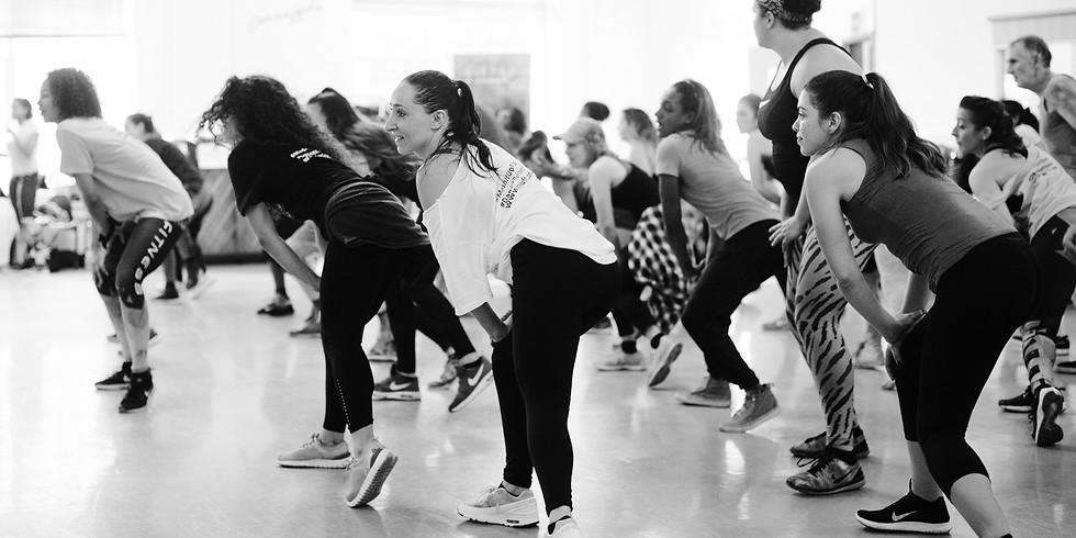 Glasgow, Mash It Up Fitness Dancehall Instructor Training