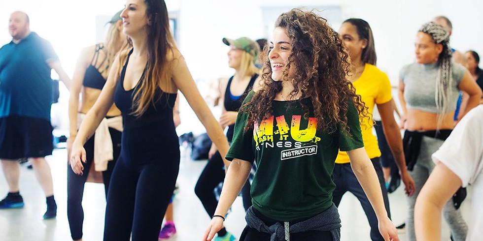 Plymouth, UK Mash It Up Fitness Instructor Training